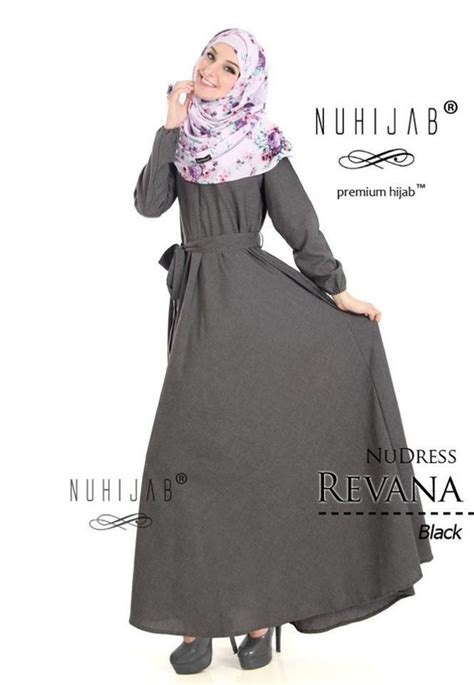Nudress Revana by Supplier Baju Muslim Terbaru