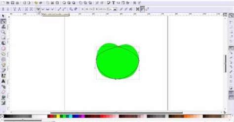 inkscape tutorial bezier curves inkscape tutorial making a vector outline of an apple from
