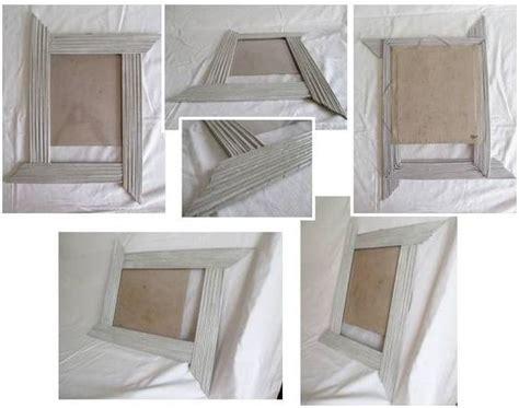 cornici di carta cornice canne di carta colore grigio con sfumature