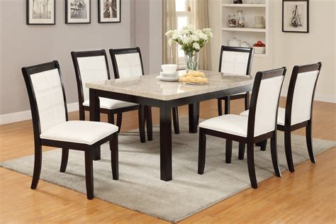 Dining Regular Height 30 Inch High Table Marble 30 Dining Table Set