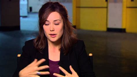 megan boone wig on blacklist the blacklist megan boone on set interview youtube