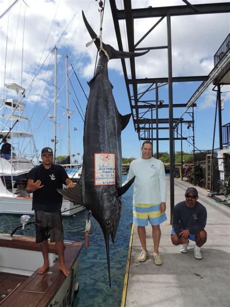 northern lights boat kona lost trophy and big ahi fishing report april 13 2014