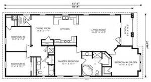 Blueprints For Homes by The Jasper Modular Home Floor Plan Jacobsen Homes