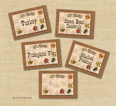 printable thanksgiving menu cards bnute productions free printable give thanks thanksgiving
