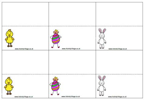 easter egg place card template easter place card printables