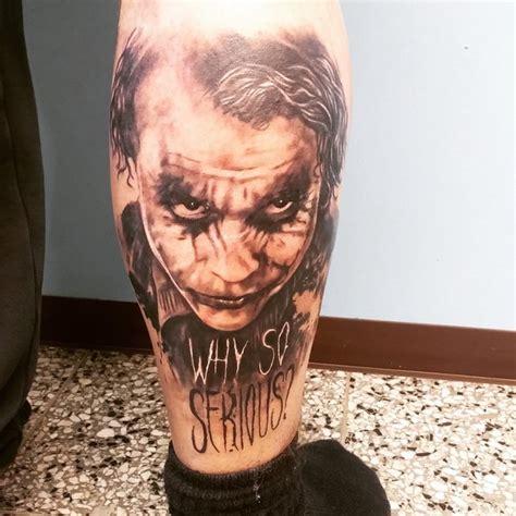 joker tattoo parlor ledger joker tattoo by tuomaskoivurinne on deviantart