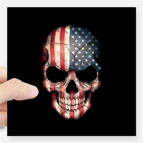 Totenkopf Sticker by Skull Bumper Stickers Car Stickers Decals More