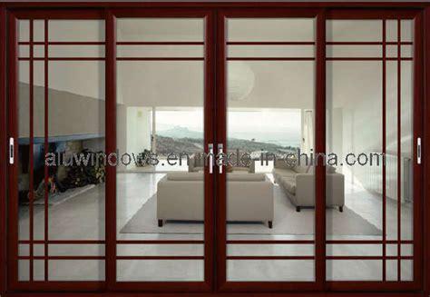 Glass Aluminium Sliding Doors china aluminium framed glass sliding door china aluminum