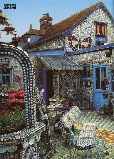 mosaic house robert vasseur house of broken crockery art kaleidoscope