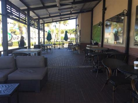 comfortable outdoor seating comfortable outdoor seating picture of starbucks