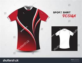 sport t shirt design templates black sport shirt design vector stock vector 392560942