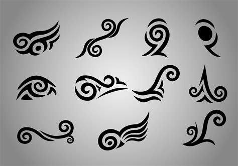 tattoo new download free maori koru tattoo vectors download free vector art