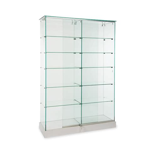 wall displays glass wall display case glass wall display case store