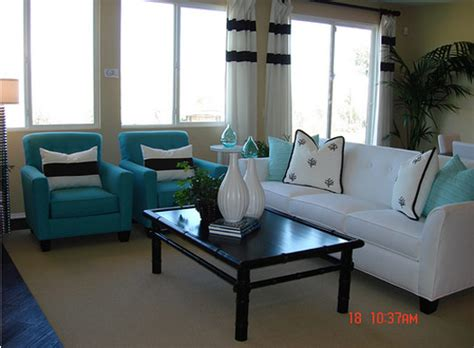 aqua and white living room turquoise interior design interior designing ideas
