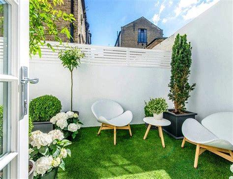 taman belakang rumah minimalis lahan sempit taman