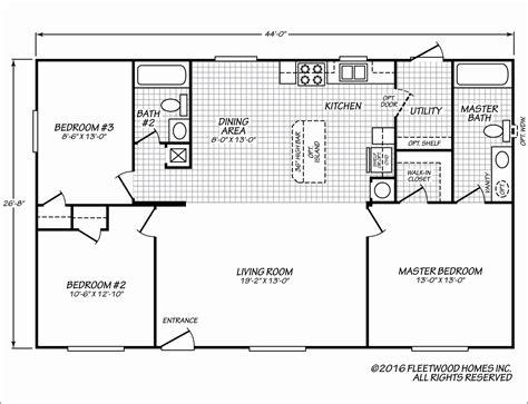 fleetwood manufactured home plans fleetwood mobile homes floor plans lovely fleetwood homes