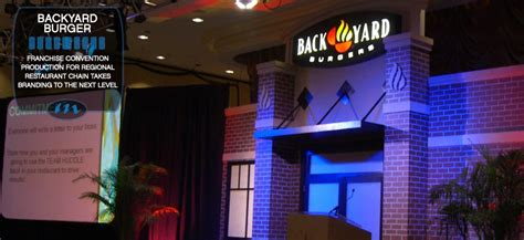 Backyard Burger Franchise by Backyard Burgers