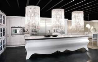 Kitchen Luxury White Luxury Black And White Kitchen Interior Design