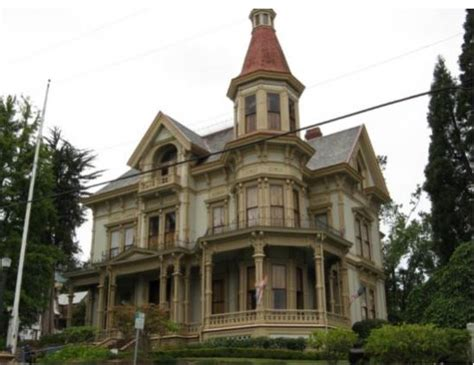 flavel house museum astoria oregon flavel house museum photo picture image