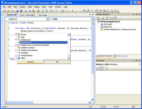 vbnet download free full version microsoft visual basic download