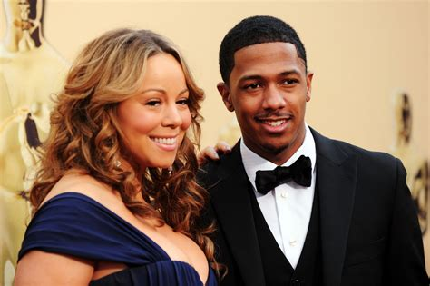 mariah carey and nick cannon talk co parenting throughout nick cannon and mariah carey ignore divorce drama to co