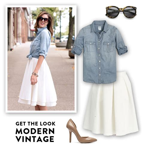 modern vintage clothing search vintage get the look modern vintage on what i wore
