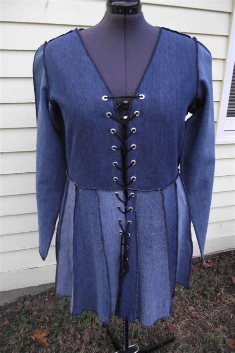 upcycled dress size l xl 16