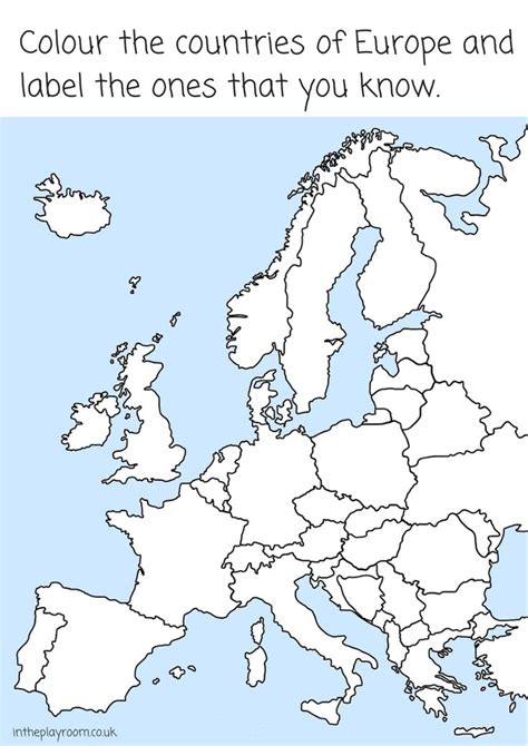printable world map europe 17 best images about maps outline printables on pinterest