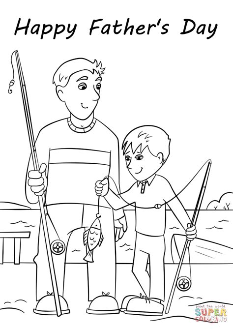 fathers day coloring sheets happy s day coloring page free printable coloring