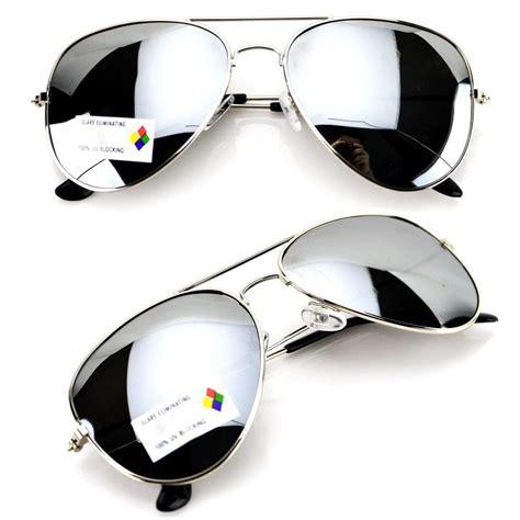 Mirrored Lens Aviator Sunglasses mirrored lens aviator sunglasses www tapdance org