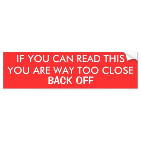 9 ways you can read if you can read this you are way ba bumper