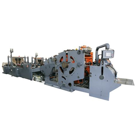 Paper Bag Machines - sell hd550 paper bag machine wuxi nanjiang paper