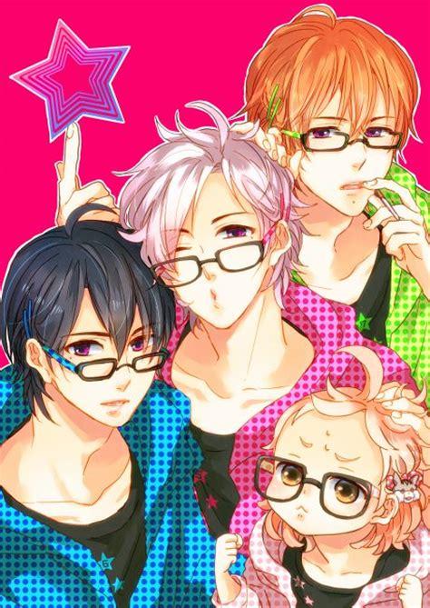 tsubaki brothers conflict natsume tsubaki azusa and wataru so cute