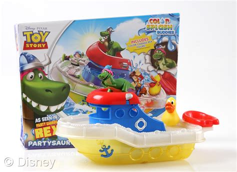 toy story bathtub party image gallery for toy story toons partysaurus rex filmaffinity