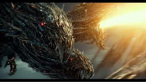 film robot terbaru youtube ada naga berkepala tiga di film terbaru transformer