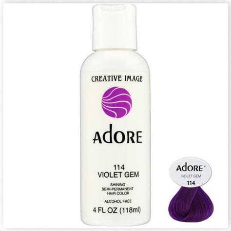 adore rinse colors adore creative image shining semi permanent hair color