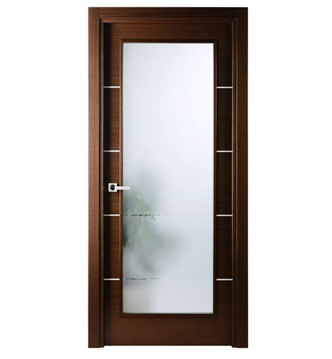 aries ag101 interior door in a wenge finish with
