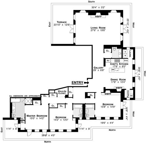 The Sopranos House Floor Plan House Floor Plan Numberedtype