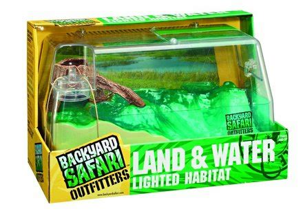 land water habitat kids outdoor adventure gear by backyard
