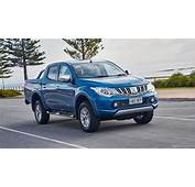 Review  2015 Mitsubishi Triton And First Drive