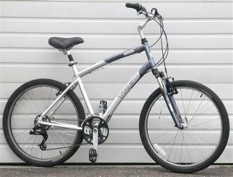comfortable bike seat for trek 21 quot trek navigator 2 0 aluminum comfort commuter bike 5 11