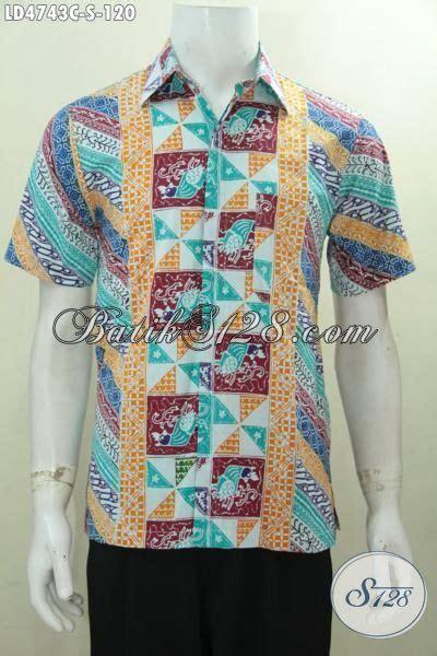 desain baju batik gaul hem batik trendy proses cap motif modern khas kawula muda