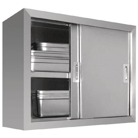etagere 90 cm armoire inox 90 cm 2 portes oculissantes
