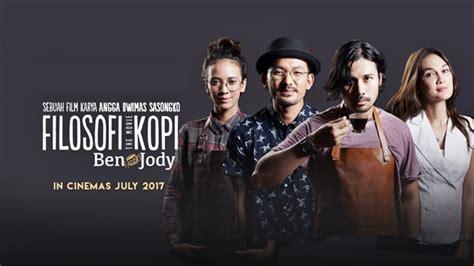 pemeran utama film filosofi kopi hari pertama tayang tiket filosofi kopi 2 ben jody