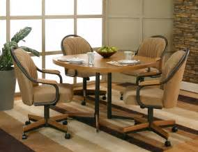 swivel dining room chairs with casters alliancemv com