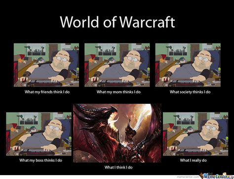 World Of Memes - world of warcraft by serkan meme center