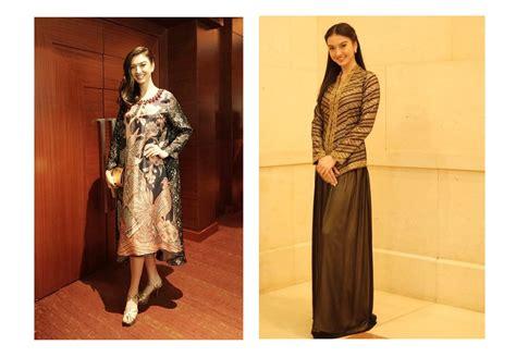 Dress Batik Raline jual beli rok batik murah dan berkualitas