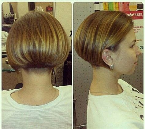 clippered back bob haircut 1000 images about short bob cuts on pinterest aline bob