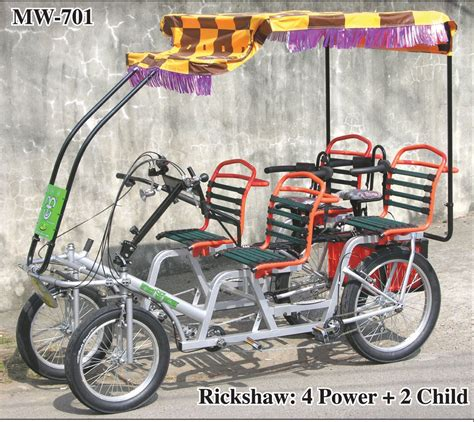 All About Bicycle 4 makers of four wheel bicycles and trikes