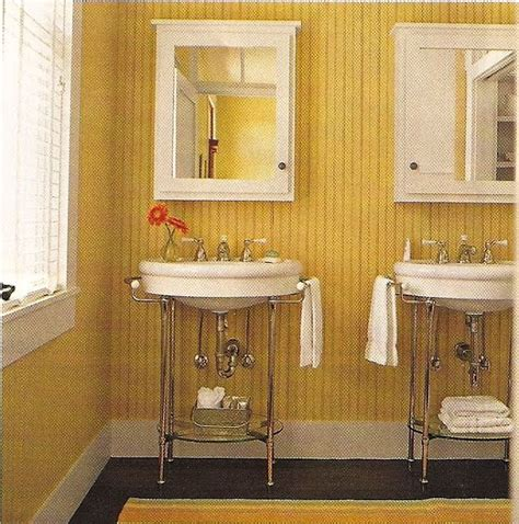 beadboard bathroom small with country